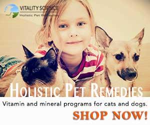 Natural pet care