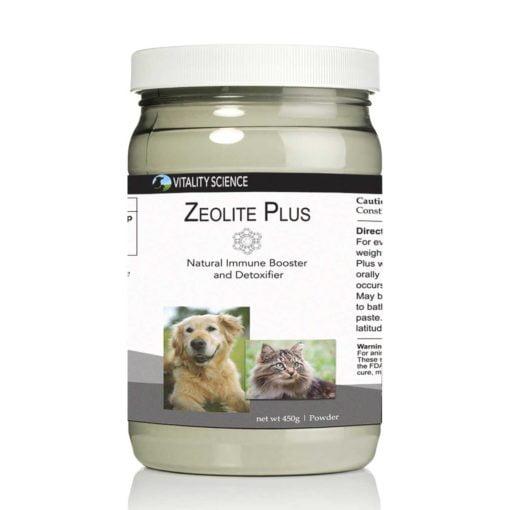 zeolite for cats